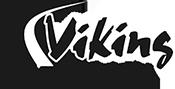 Viking Land Transportation Logo